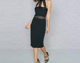 Michelle Cut-out Dress