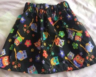 Handmade Girls Skirt - 18-24months.