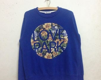 Vintage 90's Browny Sweatshirts Size M