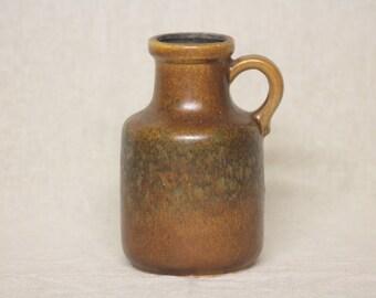 Brown Scheurich West German Ceramic Jug