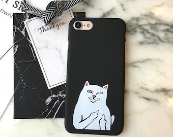 Cat Hard Cover Case