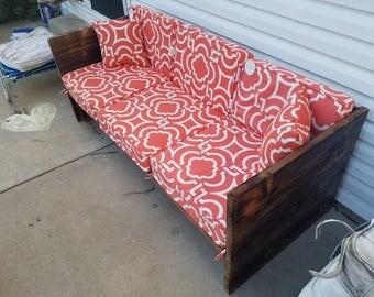 Custom Patio Couch