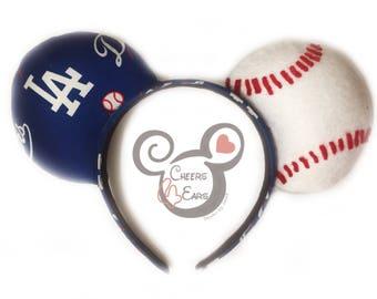 Dodgers Mickey/Minnie Ears