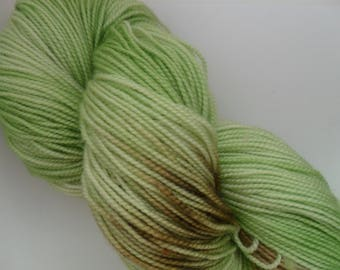 "100gms 4ply Handpainted Merino/Nylon/High Twist Yarn ""Hastings"""