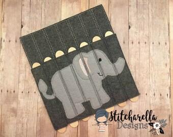 Elephanit Stick puzzle