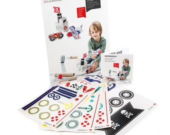 Children's Creative Recycling Craft Kits