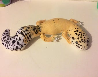 Leopard Gecko Stuffed Animal