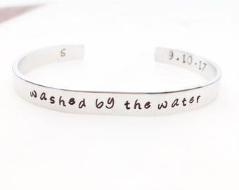 Adult baptism, washed baptism cuff, baptism bracelets, washed by the water, religious bracelets, teen baptism bracelets, teen baptism gifts