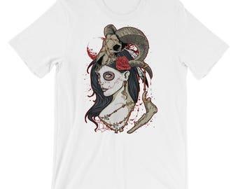Dead Queen Short-Sleeve Unisex T-Shirt