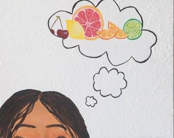 Thinkin' Fruit