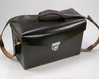 LEICA camera case by E. Leitz, made in Germany