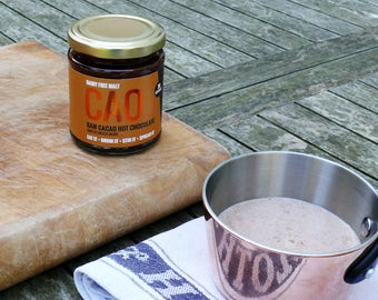 Malt Cao - Vegan Raw Cacao Hot Chocolate and Much More...