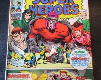 Marvel Super-Heroes #23 Marvel Comics 1969