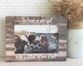 Personalized Friend frame, personalized friend gift, personalized friend, best friend frame, best friend gift, Friend Frame,