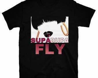 Missy Elliott Supa Dupa Fly Ladies Tee