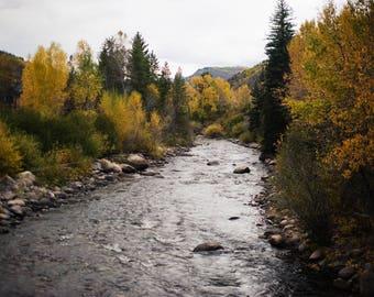 Fall in Colorado | Fine Art Print