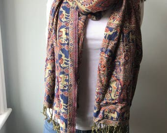 Indian Scarf - Mystery