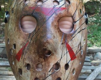 Freddy Vs Jason (custom Jason mask)