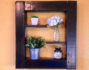 Farmhouse Style Shelf
