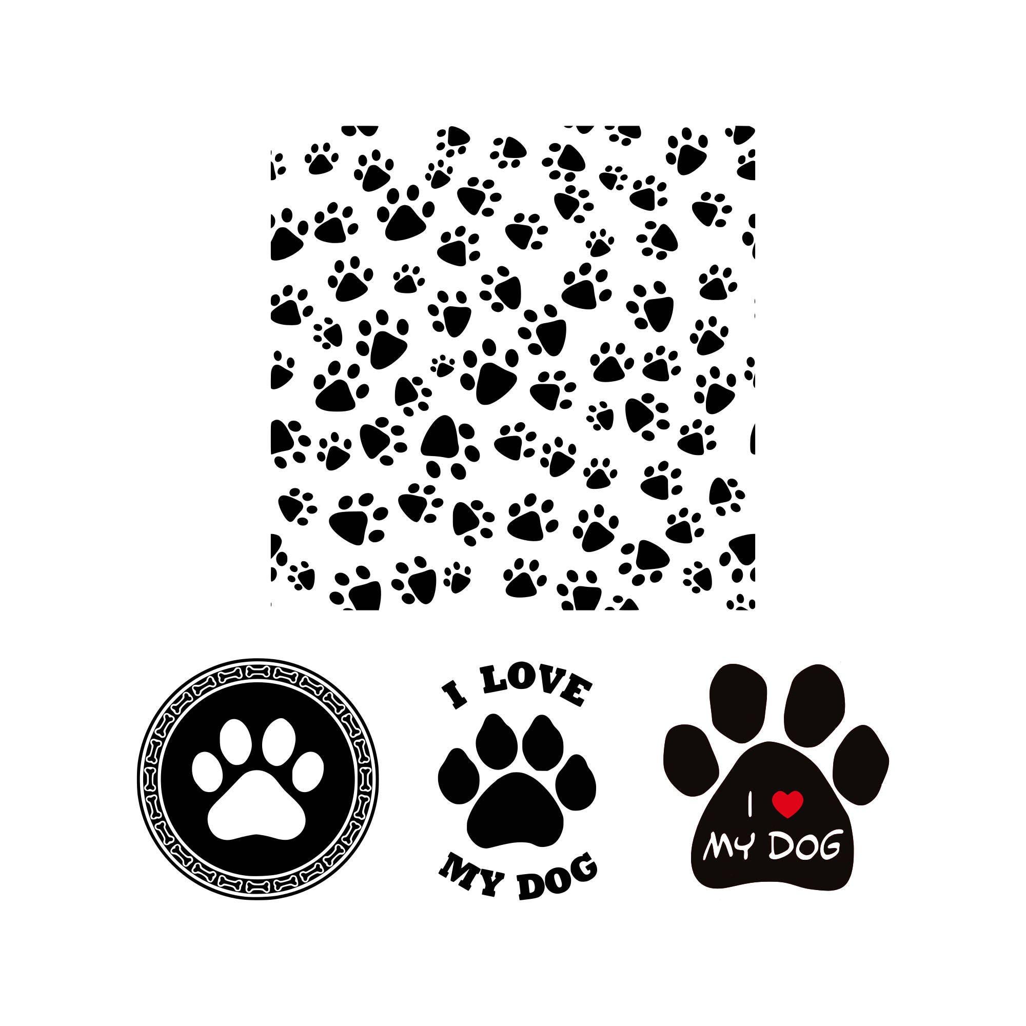 Download Dog print svg Dog svg Paw svg Paw print svg Pet SVG Print svg