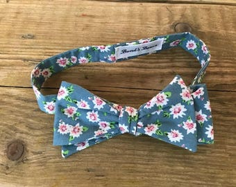 Bow Tie - Floral