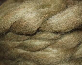 Kiwi exotic mohair / alpaca / wool blended roving, 3oz skeins