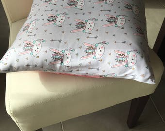 Cushion cover with Bunnys