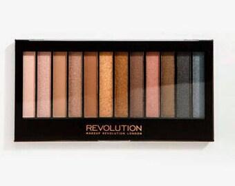 ICONIC 1 Palette - Make Up Revolution - MUR
