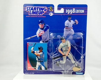 Starting Lineup Baseball 1998 Series Alex Rodriguez Action Figure Seattle