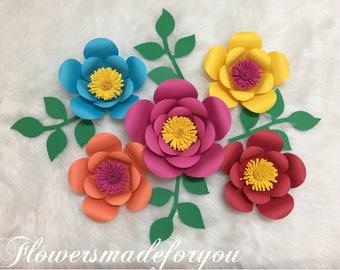 Set de flores 3