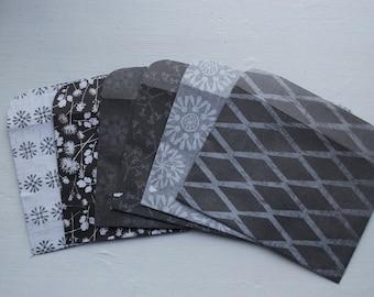 Handmade Envelopes Set