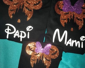Halloween Mickey Ears Shirts