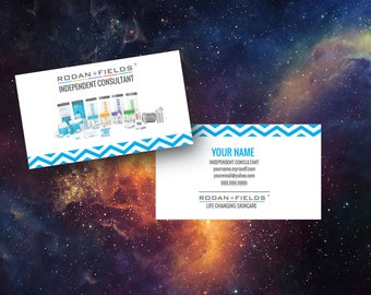 Rodan + Fields Business Card