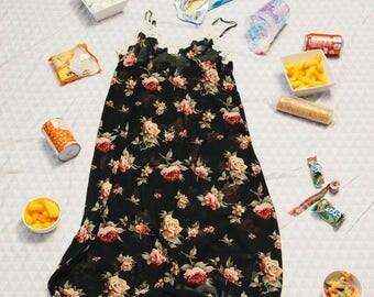 Vintage Christian Dior Sheer Slip