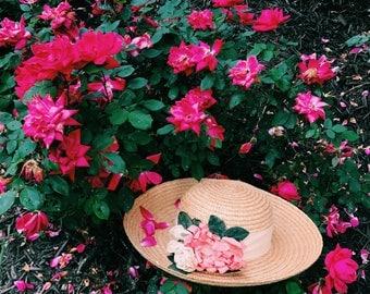 Vintage Garden Hat