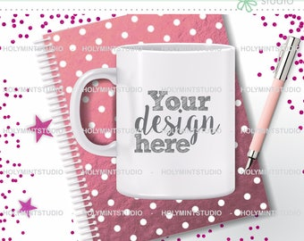 Mug Mockup, Blank Mug Design, Coffee Cup Mockup, White Mug , Styled Stock Photography, Coffee Mug Mockup, Blank Mug Mockup, Mock Up