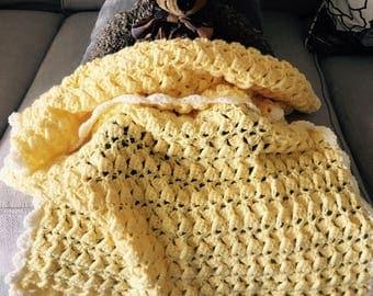 Stroller Size Baby Blanket