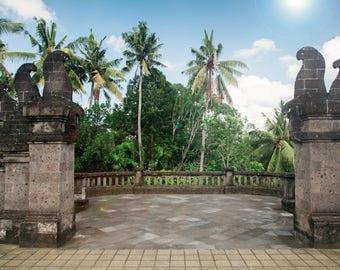 Travel Photography Bali, Large Wall Decor, Travel Photography, Contemporary Art, Photos on Wood, Modern Art