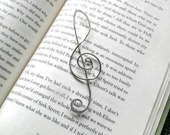 Music Gift, Music Bookmark, Music Teacher Gift, Music Gift Idea, Music Lover, Music Lover Gift, Music Item, Music Items, Music Gifts