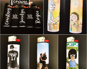 Custom Lighters-Each Personalized just for you!
