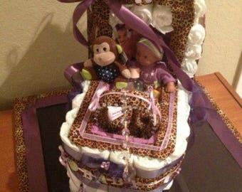 Special made Diaper Cakes