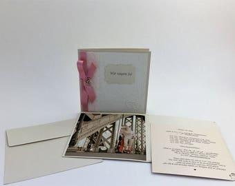Personalisierte, Einzigartige   Hochwertige Einladungskarten, Einladung Zur  Hochzeit, Einladung Zur Taufe, Geburtstagskarte