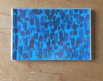 Magnet - Color Composition Blue