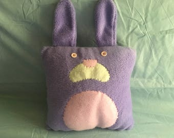 Pillow Animal Bunny