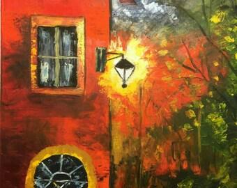 Oil paintings 50 cm x 60 cm