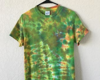 Galaxy Tie Dye T-Shirt, size SMALL