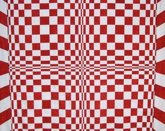 Astigmatism quilt pattern