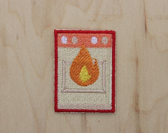 The Burnt Dinner - Marriage Badge Add On - Merit Badge