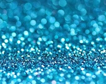 SKY BLUE BIO Glitter - Biodegradable Glitter- Festival Biodegradable Glitter - Eco Glitter - Mermaid Glitter- Cosmetic Grade -375 microns