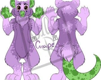 Grape Possum Adopt